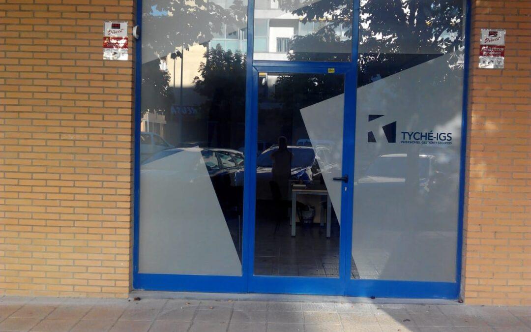 ¡Apertura de la Sucursal de TYCHÉ-IGS en Huesca!