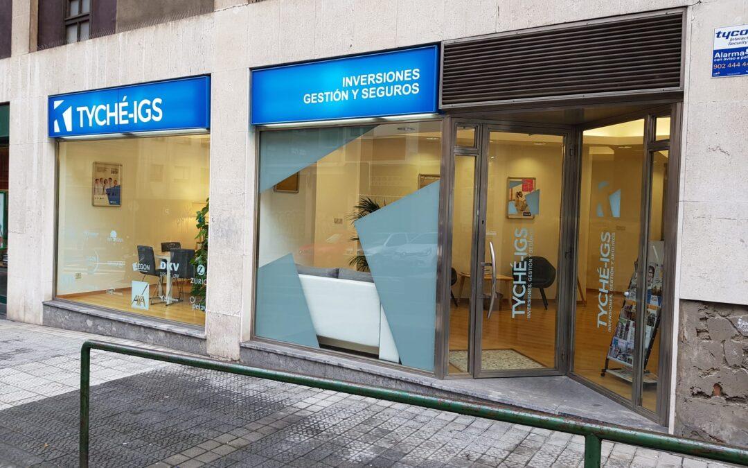 Nueva apertura Tyché Bilbao